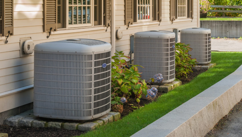 HVAC air conditioners