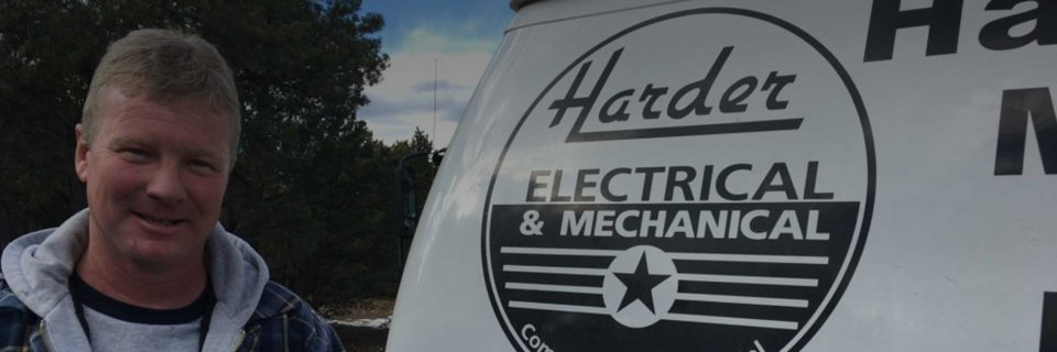 With Harder Electrical & Mechanical, you can always expect a friendly face.
