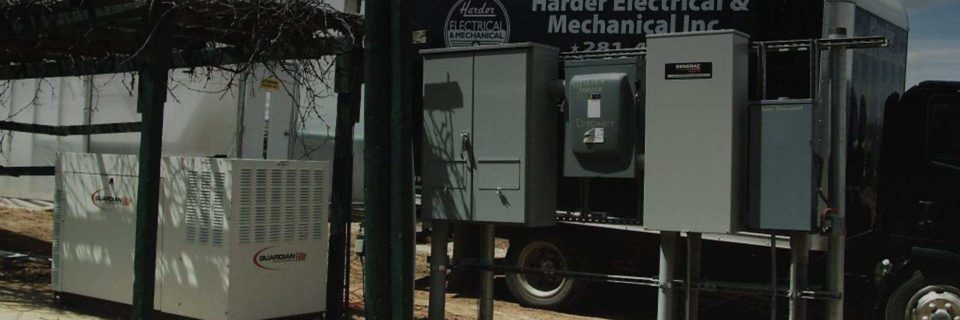 Founded in 2003, Harder Electrical & Mechanical provides quality service at a fair price.