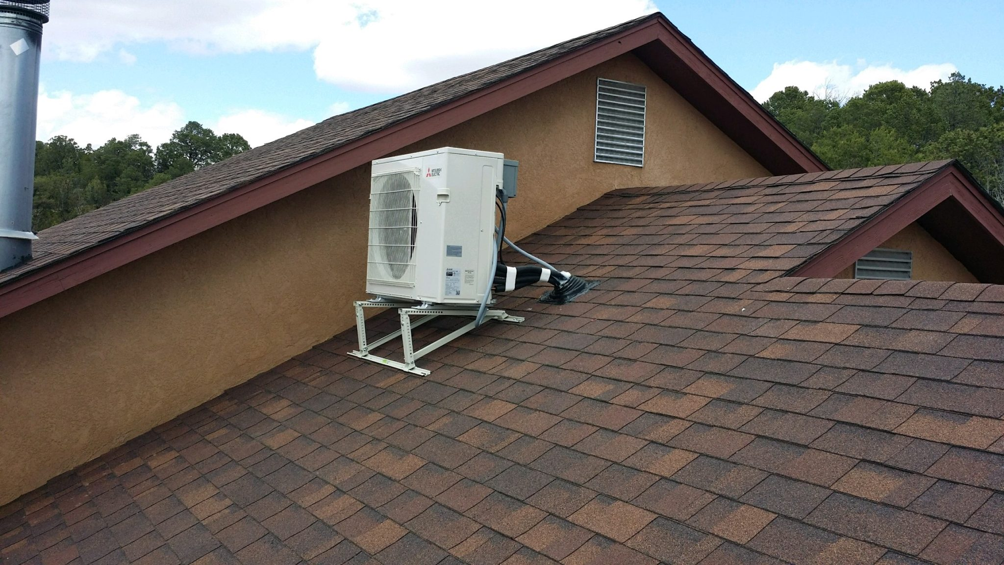 mini-ductless system
